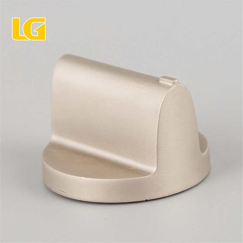 ISO9001 OEM Classical High Quality Zinc Alloy Gas Cooker Knob With Outer Dia 40mm