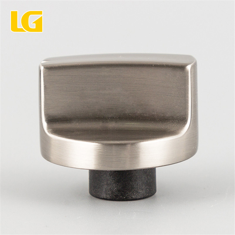 ISO9001 OEM Ningbo LG wholesale control gas Chrome and zinc alloy knob