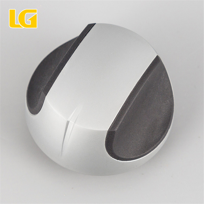 ISO9001 OEM Ningbo Lianggong China New Design Chrome Zinc Gas BBQ Knob