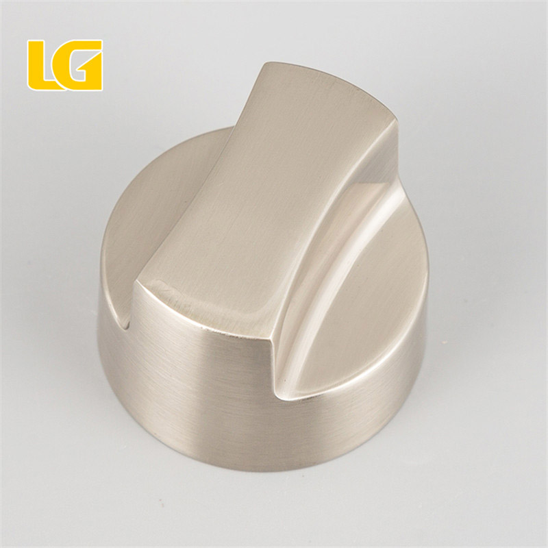 ISO9001 China OEM high quality big size zinc alloy shift oven knobs