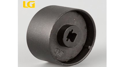 Durable Black Aluminum Alloy Volume Knob Production Process